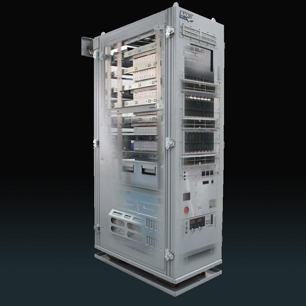 Tough Rugged Cabinets Server Milrack