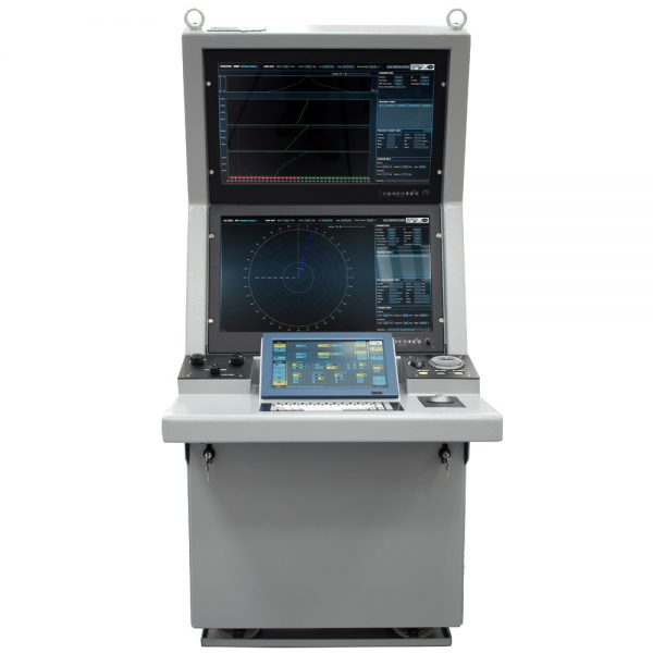 Rugged Consoles Workstations-side