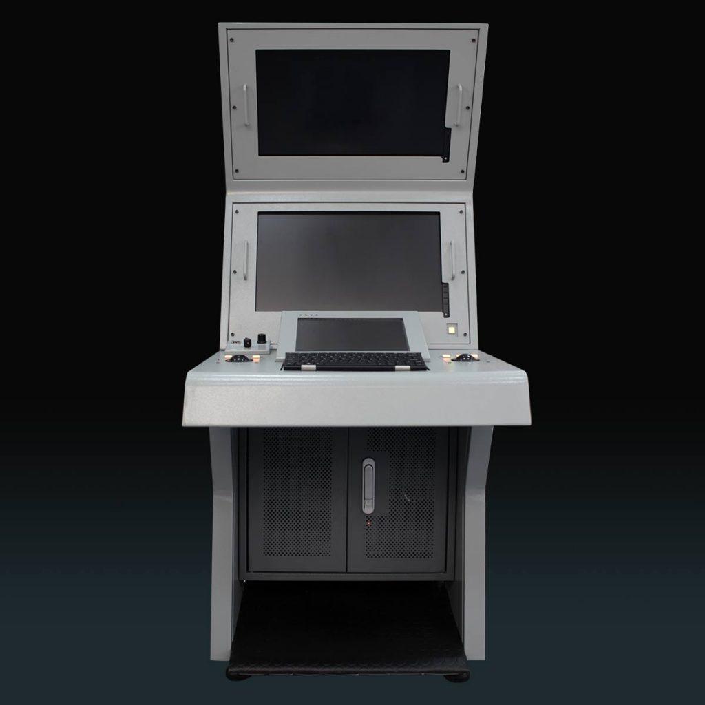 Milrack Modular Console Workstations